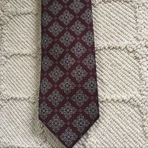 Jos. A. Bank silk tie LONG